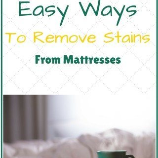 Easy Ways To Remove Stains From Mattresses