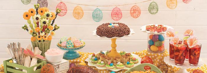 Tastefully Simple Easter Dinner Kit - Easter dinner ideas