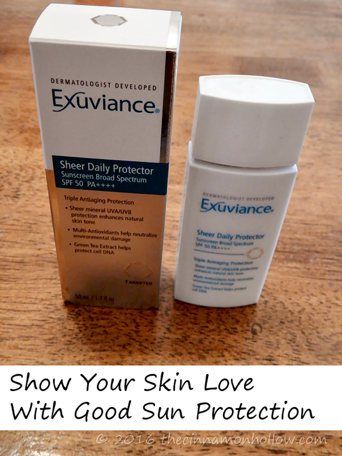Show Your Skin Love With Good Sun Protection
