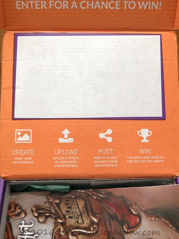 Smart Art Box Subscription Boxes