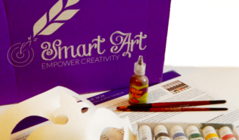 Smart Art Box Subscription Boxes