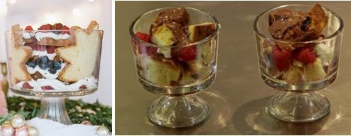 Easter Dessert Recipe: Panettone Berry Trifle