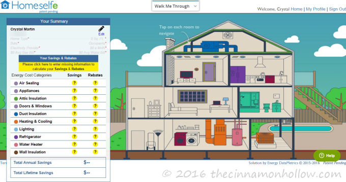 Energy Conservation With HomeSelfe App