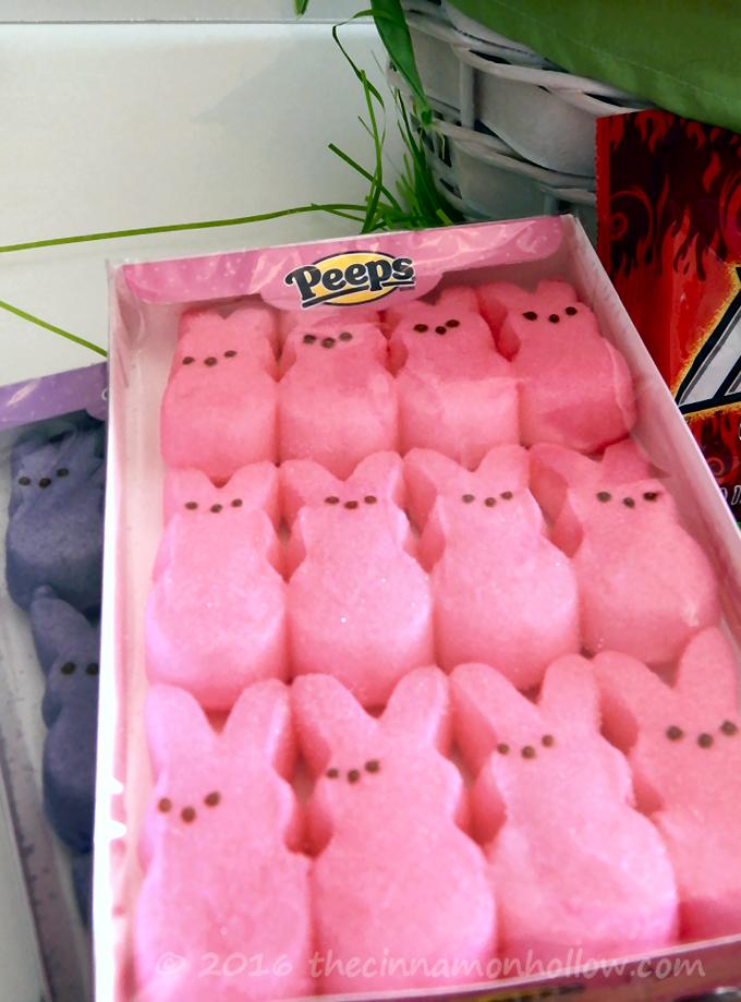 PEEPS Flavored Marshmallow Bunnies