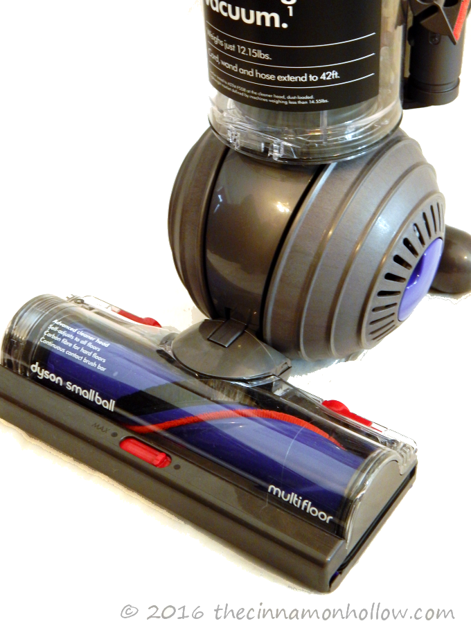 Dyson Small Ball Vacuum