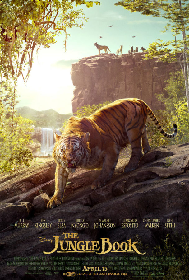The Jungle Book: New Intro To Shere Khan Clip