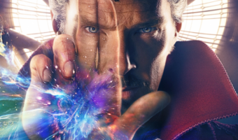Marvel's Doctor Strange Trailer