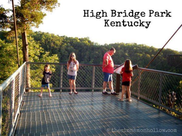 High Bridge Kentucky