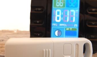 Acurite Projection Alarm Clock