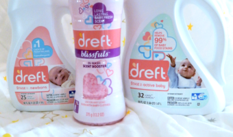 Dreft Hypoallergenic Laundry Care