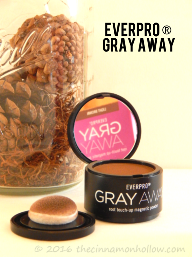 Conceal Your Roots With EVERPRO GRAY AWAY