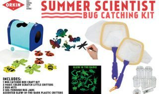 Enter The Orkin Mosquito Summer Scientist Giveaway