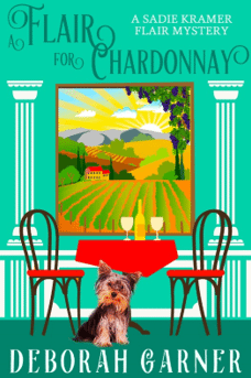 A Flair for Chardonnay By Deborah Garner