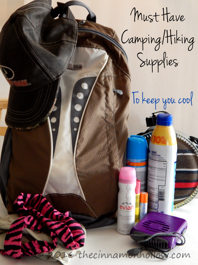 Camping Tips To help keep you cool