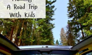 The Golden Rules Of Planning A Road Trip With Kids