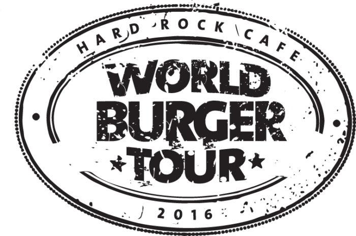 Hard Rock Cafe World Burger Tour