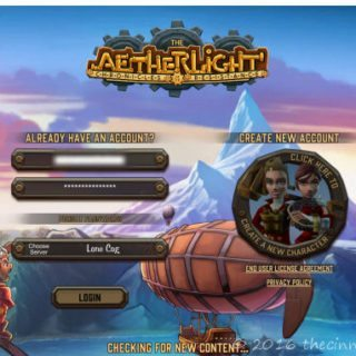 The Aetherlight: Chronicles of the Resistance