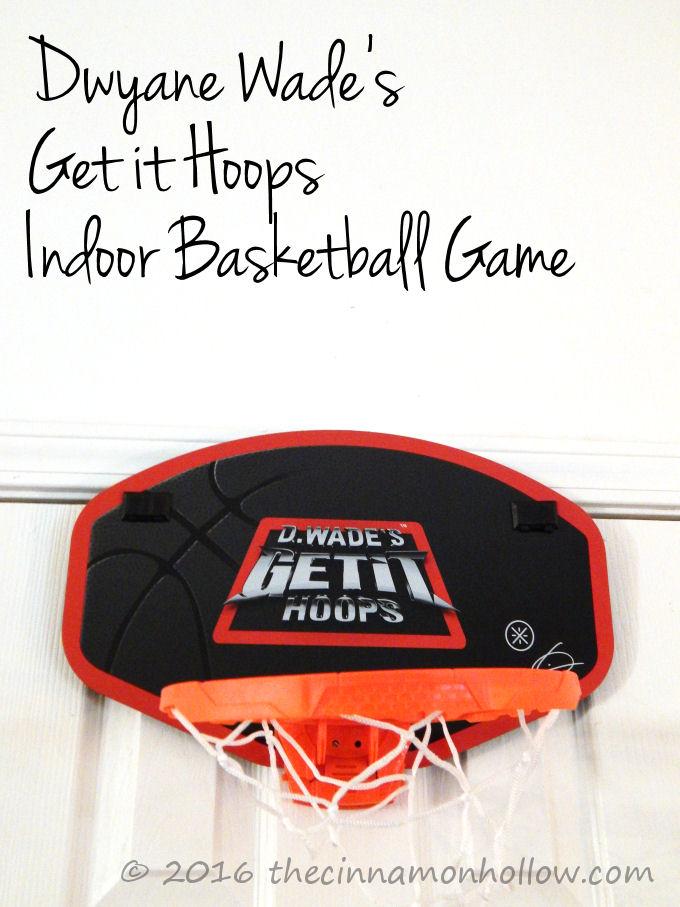 Dwyane Wade's Get it Hoops Basketball Game