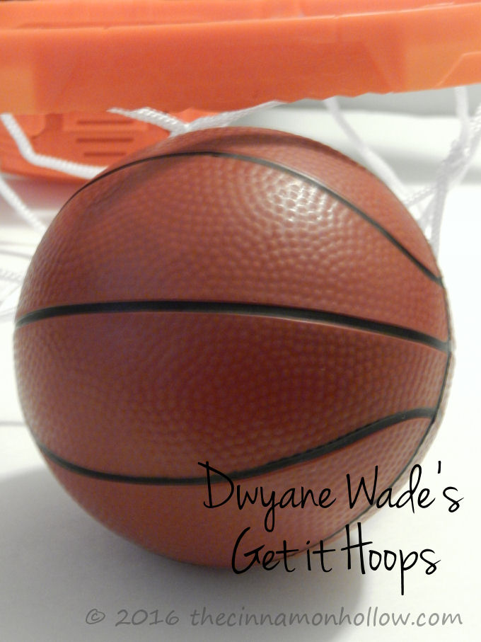 Dwyane Wade's Get it Hoops Basketball Game