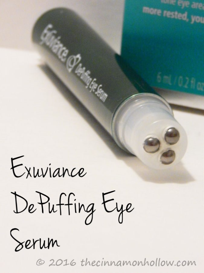 Exuviance DePuffing Eye Serum