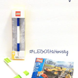 Check Out This Fun LEGO Stationery