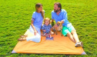 Monkey Mat: The Perfect Mat For Parks, Beaches, Concerts & More!