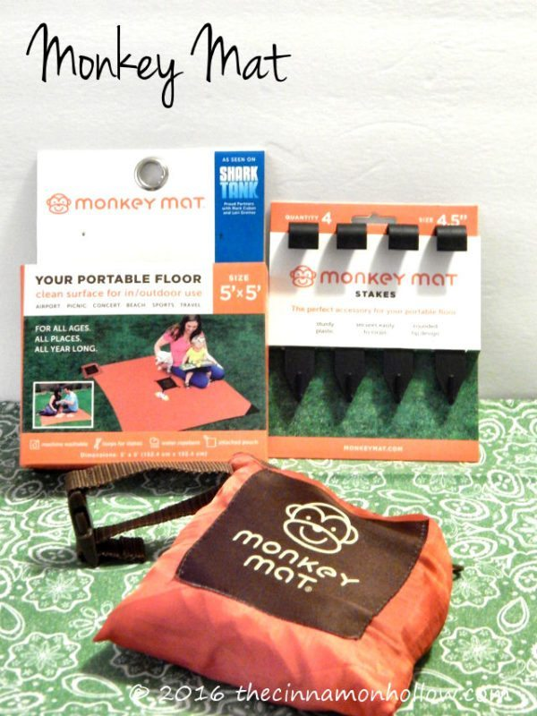 Monkey Mat Portable Floor Mat