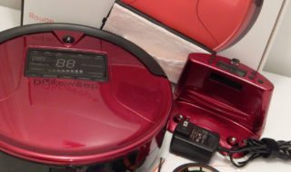 Keep Carpets Clean With A RoboVac: bObsweep PetHair