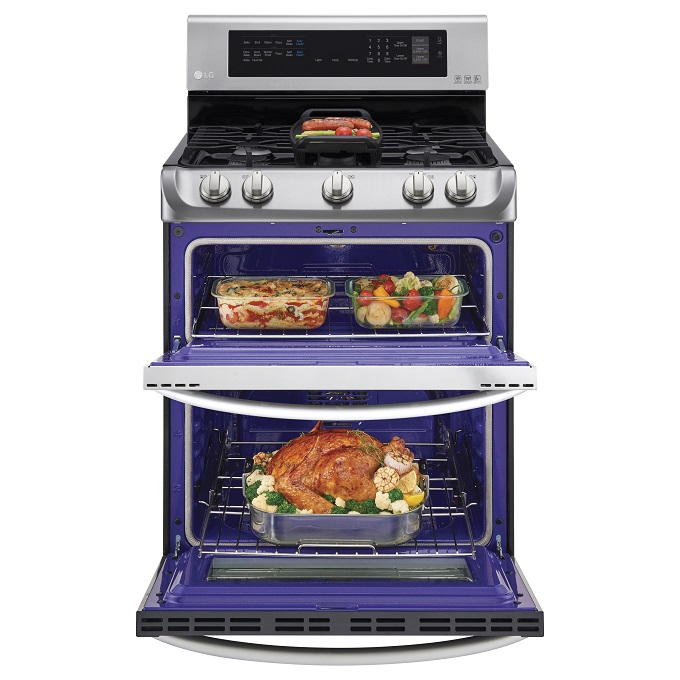 Prep For The Holidays With The LG ProBake Oven At Best Buy
