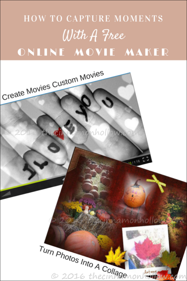 How To Capture Moments With A Free Online Movie Maker