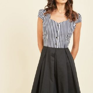 ModCloth Sale: Save 25% Off All Dresses And Shoes!