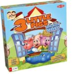 Give Your Little Ones The 3 Little Pigs Board Game