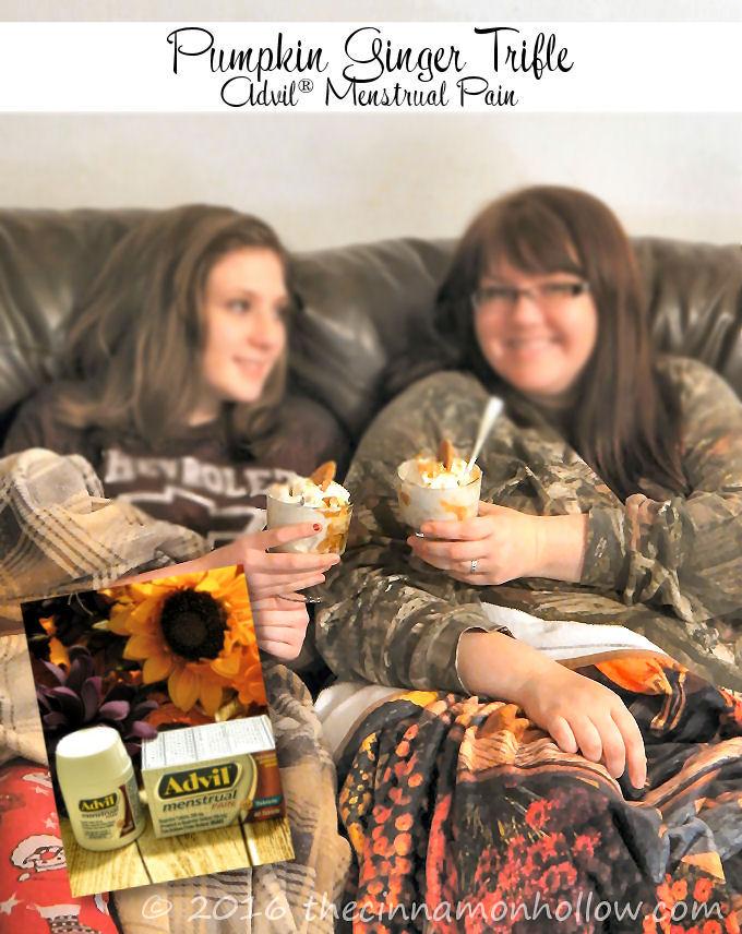 Pumpkin Ginger Trifle - Advil® Menstrual Pain at Walmart