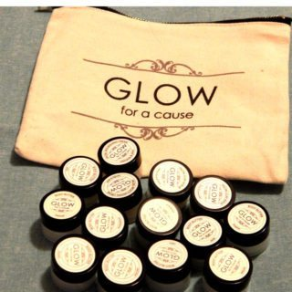 GLOW For A Cause With This Gorgeous Makeup Bag