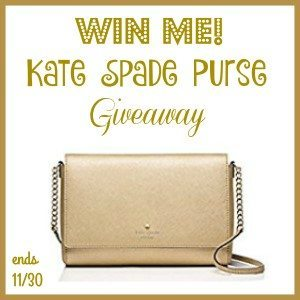 Enter To Win This Kate Spade Bag Giveaway!