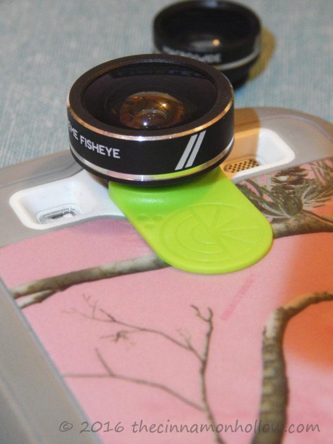 Smartphone Lenses Make Your Phone Photos Pop!