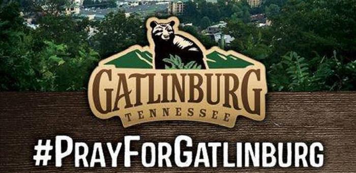 Pray For Gatlinburg