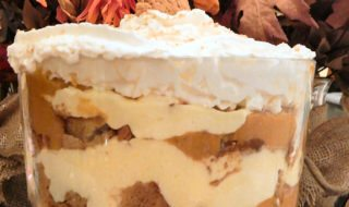 Check Out This Pumpkin Ginger Trifle Recipe!