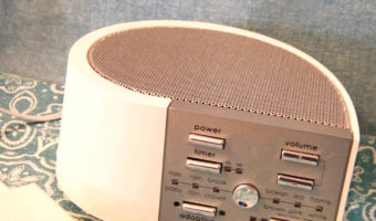 Sound+Sleep Mini Sleep Therapy Machine