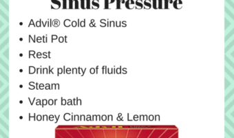 7 Tips To Relieve Sinus Pressure