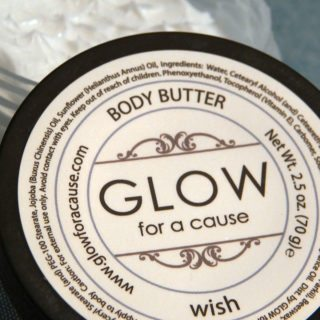 Wish For Smooth Skin With GLOW For A Cause
