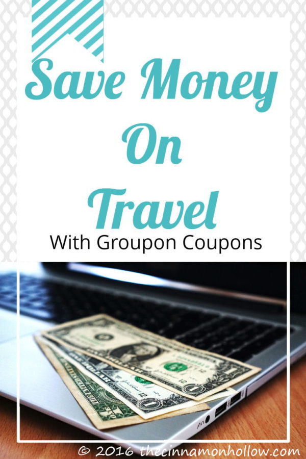 Save Money On Travel With Groupon Coupons