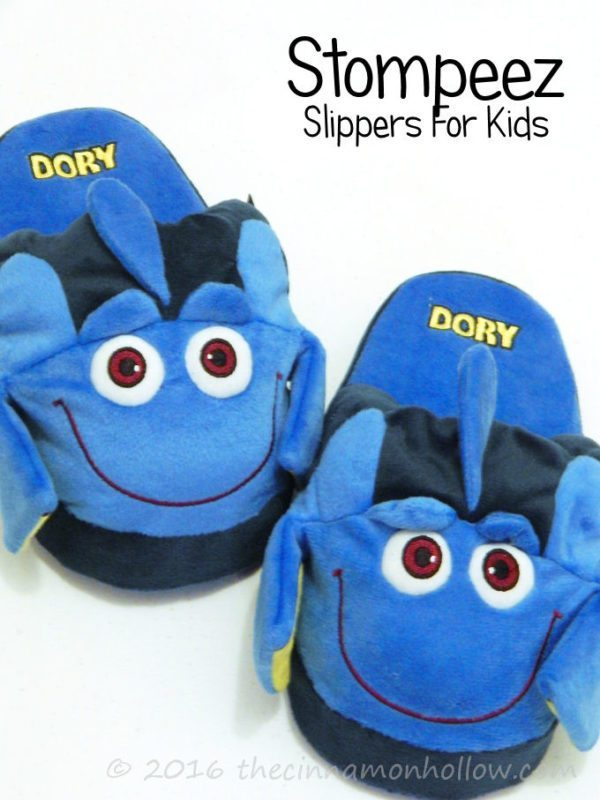 Stompeez Slippers - Dory Kids Slippers