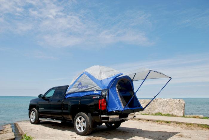 Napier Sportz Truck Tent 57 Series with Rainfly