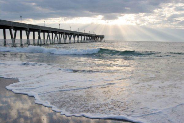 Wrightsville Beach, NC: Sunrise