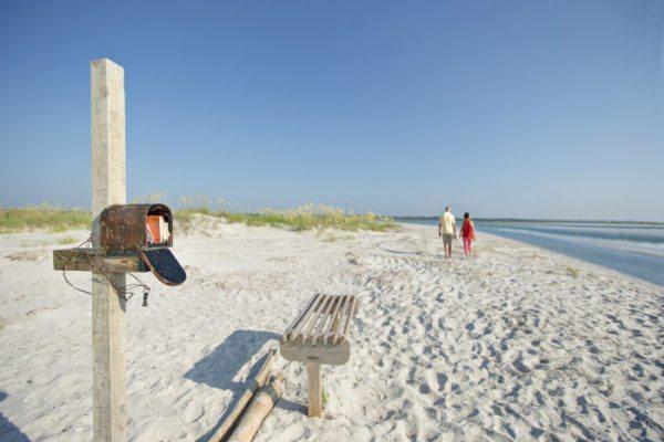 Wrightsville Beach, NC: WB Mailbox