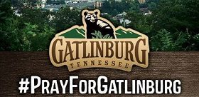 #PrayForGatlinburg