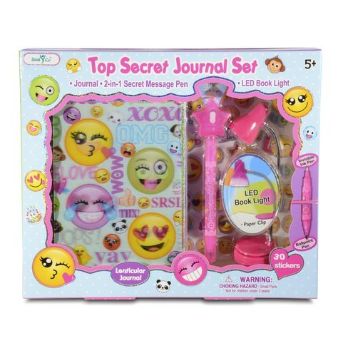 Gifts For Girls - SmitCo LLC - Journal