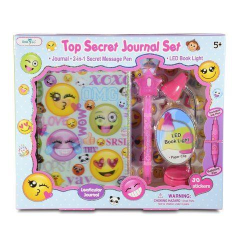 Gifts For Girls - SmitCo LLC - Journal - valentine gift ideas