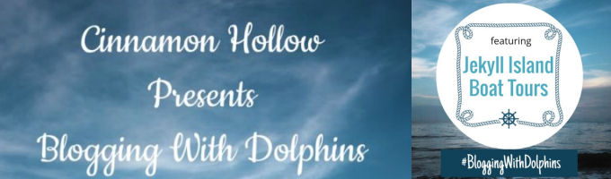 Blogging With Dolphins - Jekyll Island Boat Tours